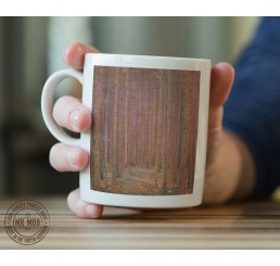 Gustav Klimt - Tannenwald - Printed Ceramic Mug