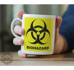 Biohazard - Printed Ceramic Mug