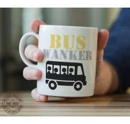 Bus W@*ker - Printed Ceramic Mug