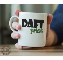 Daft pr!ck - Printed Ceramic Mug